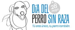 28 Maig dia del gos sense raça